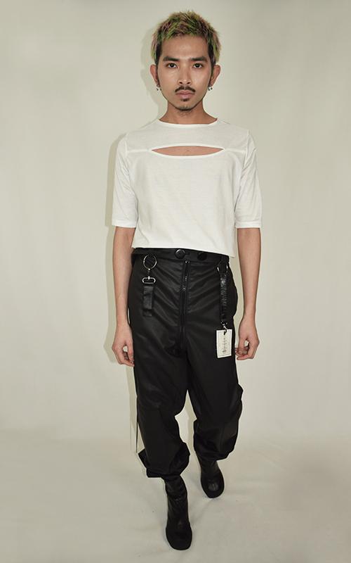 Pantalon cargo technique séparable